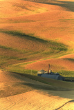 Palouse Area of Eastern Washington  USA