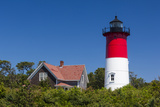 Massachusetts  Cape Cod  Eastham  Nauset Light  Lighthouse