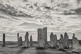 Standing Stones of Callanish  Isle of Lewis  Western Isles  Scotland
