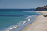 Australia  Fleurieu Peninsula  Port Willunga  Elevated Beach View