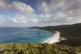 Southwest Australia  Denmark  Shelley Beach  Elevated View