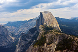 USA  California  Yosemite National Park  Half Dome  Glacier Point