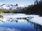 California  Sierra Nevada  Inyo  Mammoth Lakes  Lake Mamie Landscape