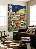 Urbana 1 Toile Murale Géante par Susan Gillette