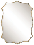 Migiana Metal Framed Mirror
