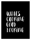 Whats Cooking Good Looking BLK