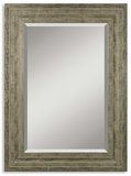 Hallmar Wood Mirror