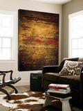Rust Line Abstract II