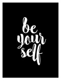 Be Yourself BLK