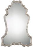 Andria Silver Leaf Mirror