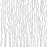 Beautiful Wavy Lines with Dots Pattern Texture