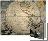NC Wyeth's Painting of the Western Hemisphere
