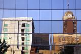 Lansing Downtown Reflected