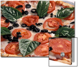 Fresh Italian Pizza at Patrizio Restaurant at Highland Park Village in Dallas  Texas