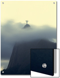 Christ the Redeemer Statue at the Peak of Corcovado in Rio De Janeiro