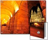 The Pilgrimage Cathedral of Santiago De Compostela
