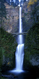 Multnomah Falls with Bridge  Oregon