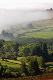 Fog Rolling into Nire Valley; Clonmel  County Tipperary  Ireland