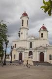 The Catedral De La Purisima Concepcion Built in 1869