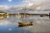 Harbour in Tarbert; Scotland  Uk