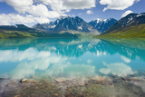 Turquoise Lake in Lake Clark National Park Southcentral Alaska Summer