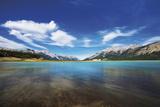 Abraham Lake; Alberta Canada