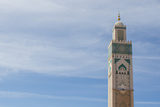 The World's Tallest Minaret at the Hassan Ii Mosque