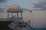 King George V Colonnade on the Seafront at Bexhill  East Sussex  England