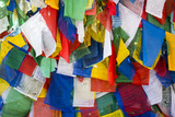 Prayer Flags at Tiger's Nest Monastery