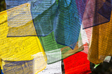 Prayer Flags at the Tiger's Nest Monastery