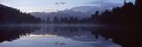 Lake Matheson at Dusk