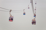 The Ngong Ping Cable Car  or Skyrail  That Goes to Lantau Island