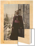 The Latin Patriarch of Jerusalem  His Beatitude Luigi Barlassina
