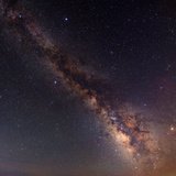 The Summer Milky Way as Seen from Mid-Northern Latitudes
