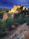View of Keyhole Rock  Garden of the Gods  Colorado