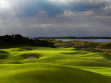 13th Hole Named Skerries at Royal Portrush Golf Club in Northern Ireland