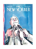 The New Yorker Cover - August 17  1968