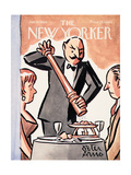 The New Yorker Cover - January 18  1964
