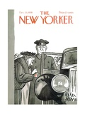 The New Yorker Cover - December 20  1958