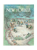 The New Yorker Cover - May 27  1991