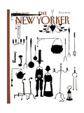 The New Yorker Cover - November 29  1982