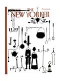 The New Yorker Cover - November 29  1982