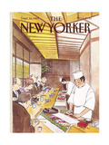 The New Yorker Cover - September 26  1983