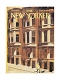 The New Yorker Cover - March 6  1971