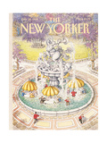 The New Yorker Cover - July 18  1988