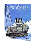 The New Yorker Cover - August 10  1957