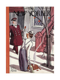The New Yorker Cover - October 29  1938