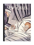 The New Yorker Cover - October 16  1937