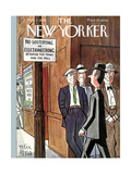 The New Yorker Cover - November 2  1940