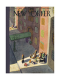 The New Yorker Cover - March 2  1935